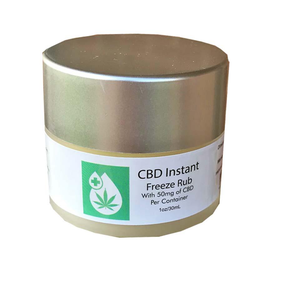 CBD instant pain relief
