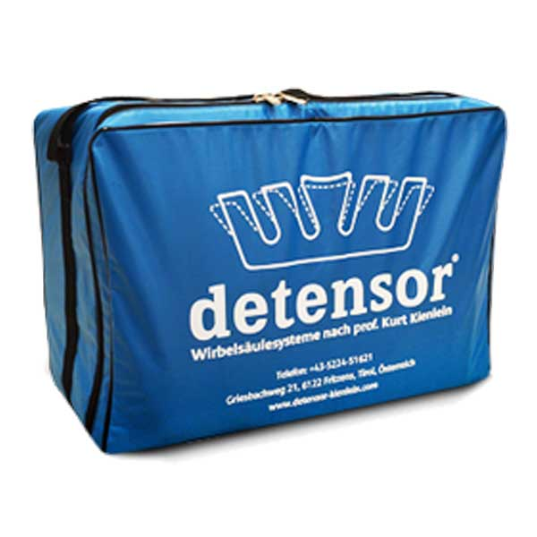 Detensor Non-Invasive Spinal Traction System Bag