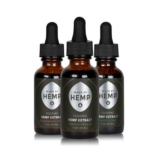 Made by Hemp / Full Spectrum Hemp Extract Tincture